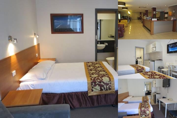Flagstaff City Inn photo collage