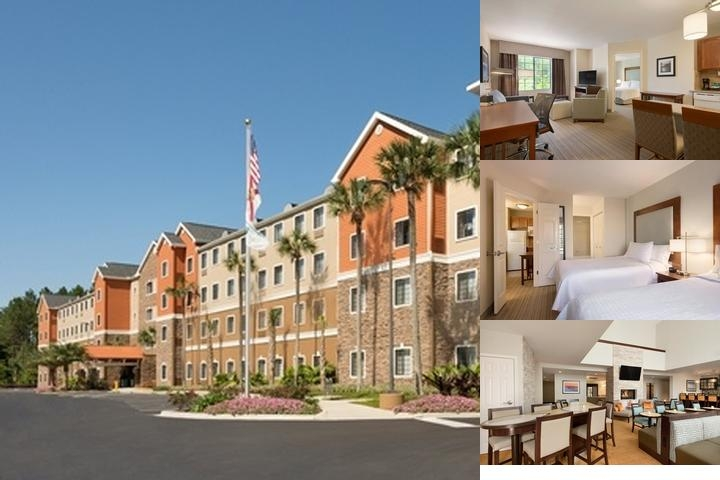 Staybridge Suites Jacksonville photo collage