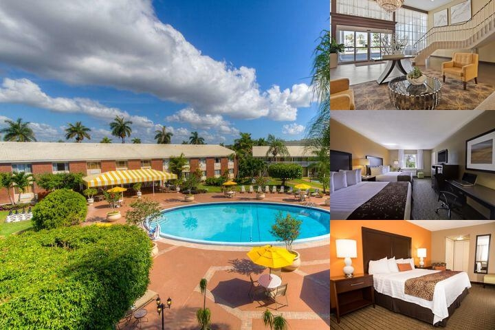 Best Western Palm Beach Lakes photo collage