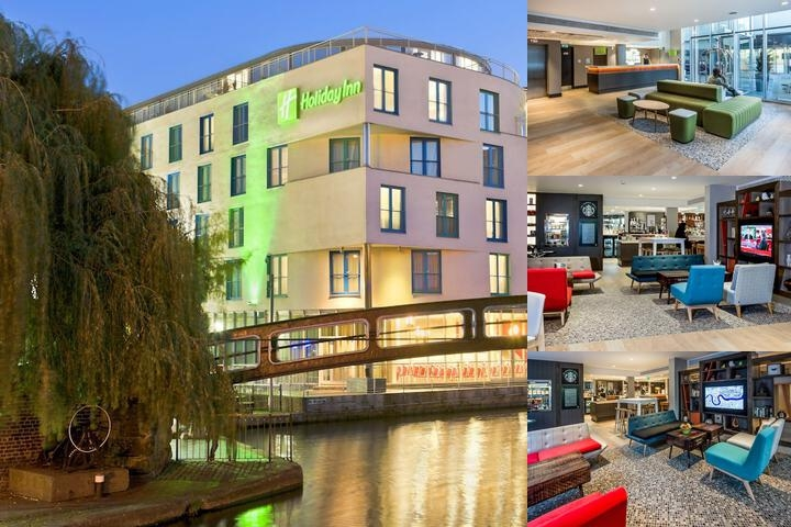 Holiday Inn London Camden Lock photo collage