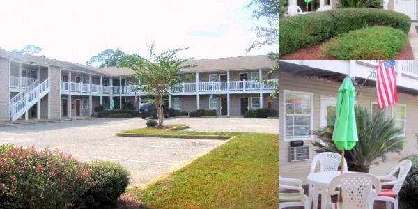 Country Hearth Inn Gulf Shores photo collage
