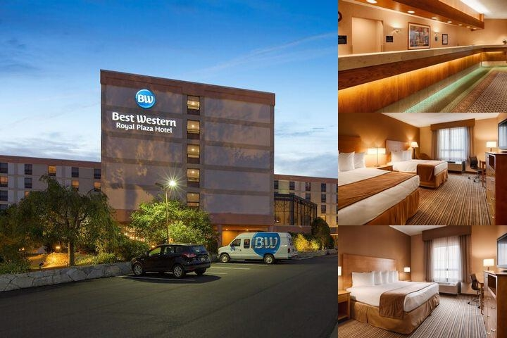 Best Western Royal Plaza Hotel & Trade Center photo collage