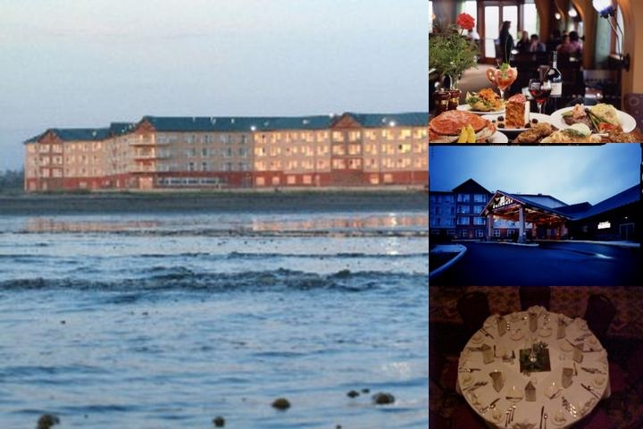 Quinault Beach Resort & Casino photo collage