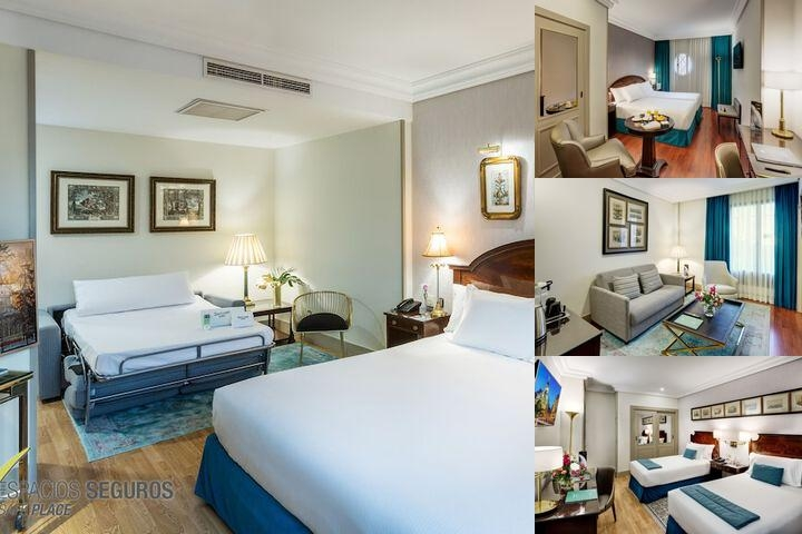 Gran Hotel Conde Duque photo collage