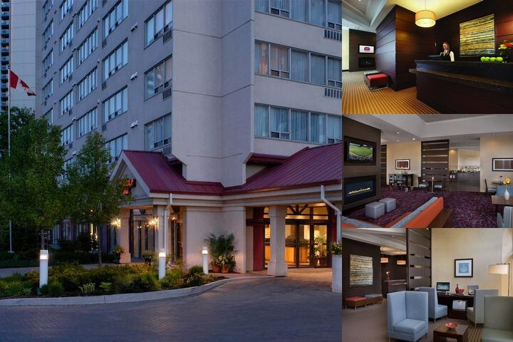 Residence Inn by Marriott London Downtown photo collage