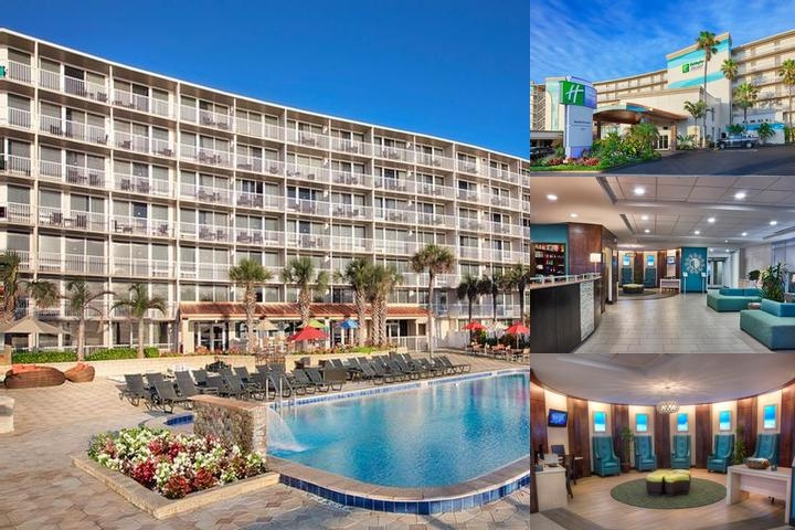 Holiday Inn Resort Oceanfront Daytona Beach Fl 1615 South Atlantic 32118