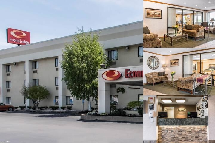 Econo Lodge Arena photo collage