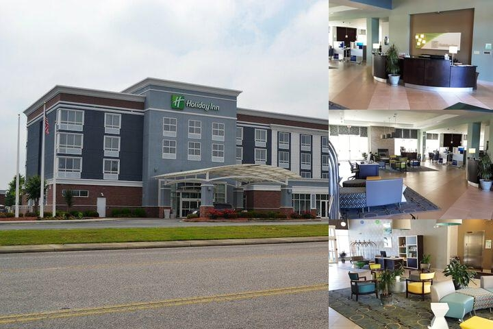 Holiday Inn Santee photo collage