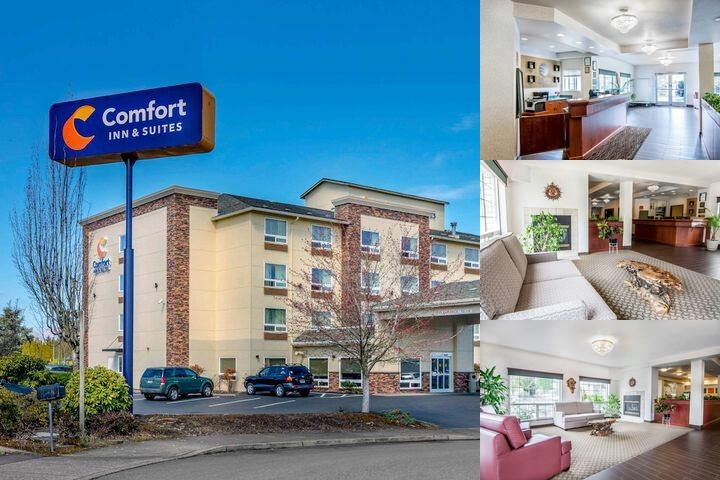 Comfort Inn & Suites Salem photo collage
