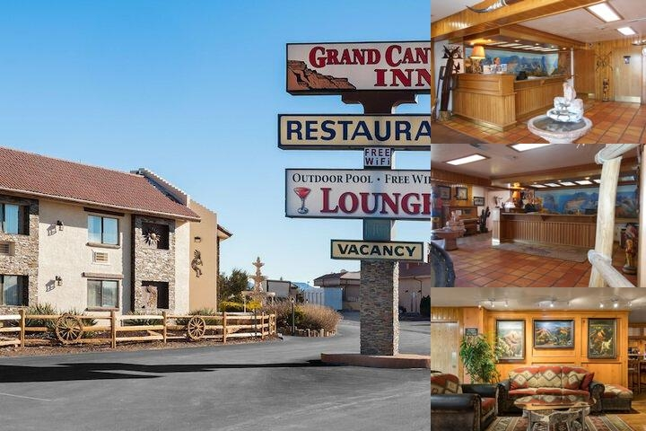 Grand Canyon Inn photo collage