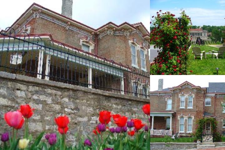 Museum Hill Bed & Breakfast photo collage