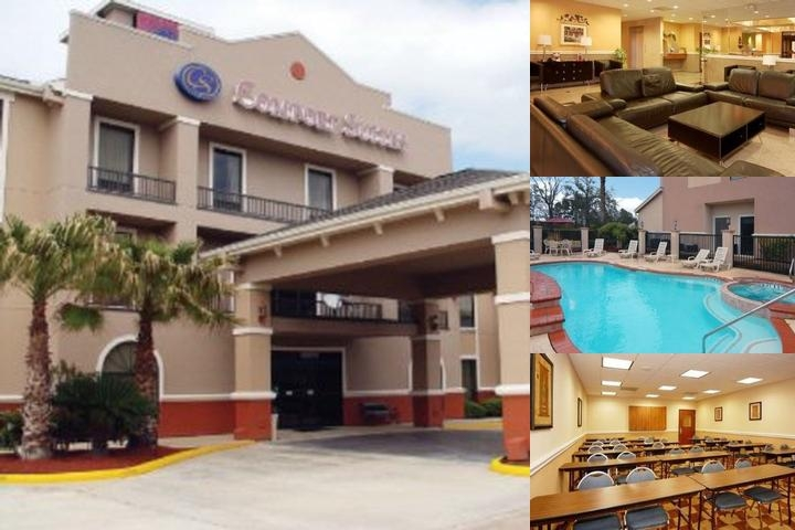 Comfort Suites Hwy 249 at Louetta photo collage