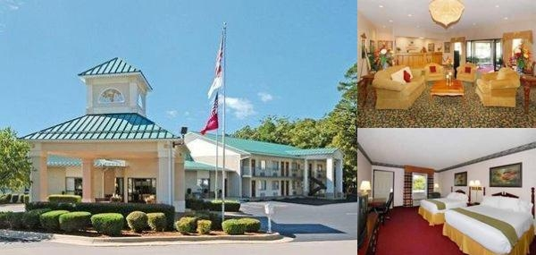 Eureka Holiday Hotel photo collage