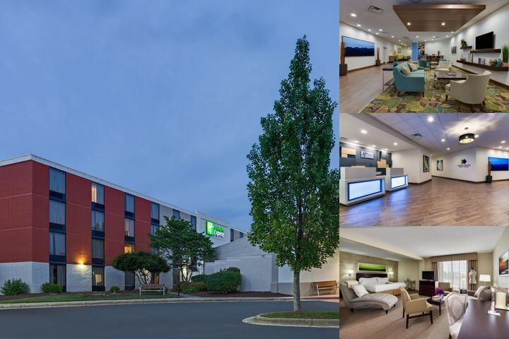 Holiday Inn Express in Wilkesboro photo collage