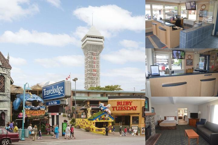 Travelodge by Wyndham Niagara Falls at the Falls photo collage