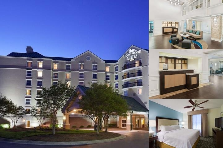 Homewood Suites by Hilton Raleigh / Durham Airport photo collage