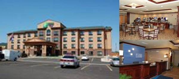 Holiday Inn Express & Suites Sturgis photo collage
