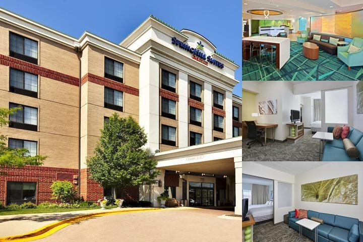 Springhill Suites Schaumburg photo collage