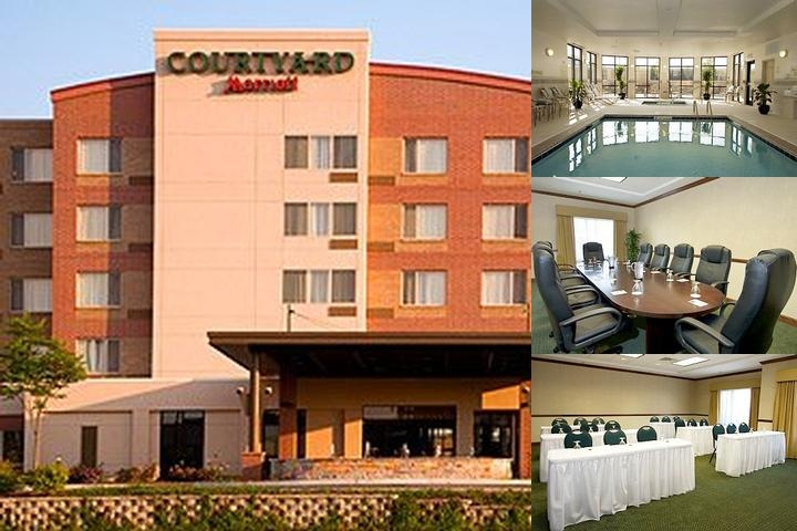 Courtyard by Marriott Schaumburg photo collage
