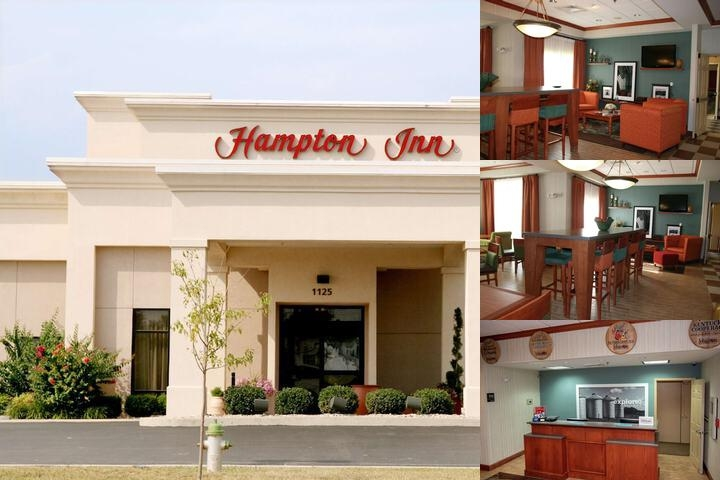 Hampton Inn Lebanon photo collage