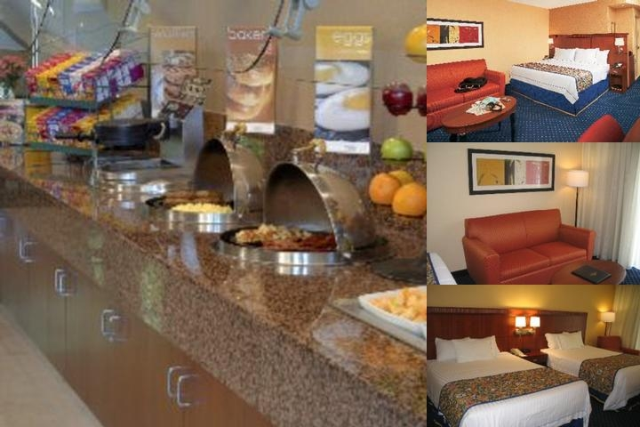 Marriott Courtyard Virginia Beach photo collage