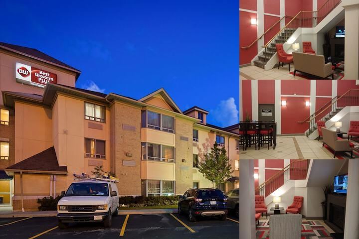 Best Western Plus Burlington Inn & Suites photo collage