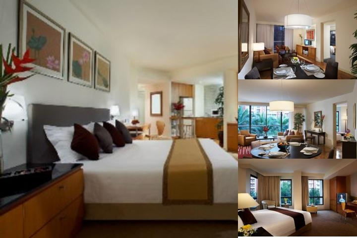 Chatrium Hotels & Residences photo collage