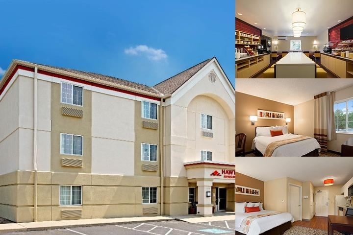 Hawthorn Suites Cincinnati Blue Ash photo collage