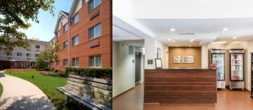 Mainstay Suites Pittsburgh Airport photo collage