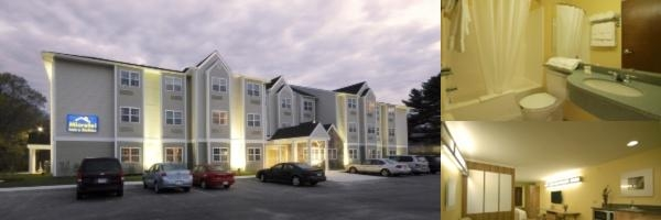 Microtel Inn & Suites by Wyndham York photo collage