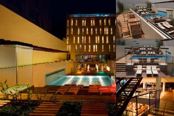 Axel Hotel Buenos Aires photo collage