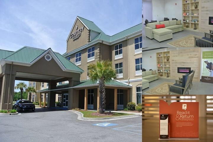 Country Inn & Suites by Radisson Savannah Airport photo collage