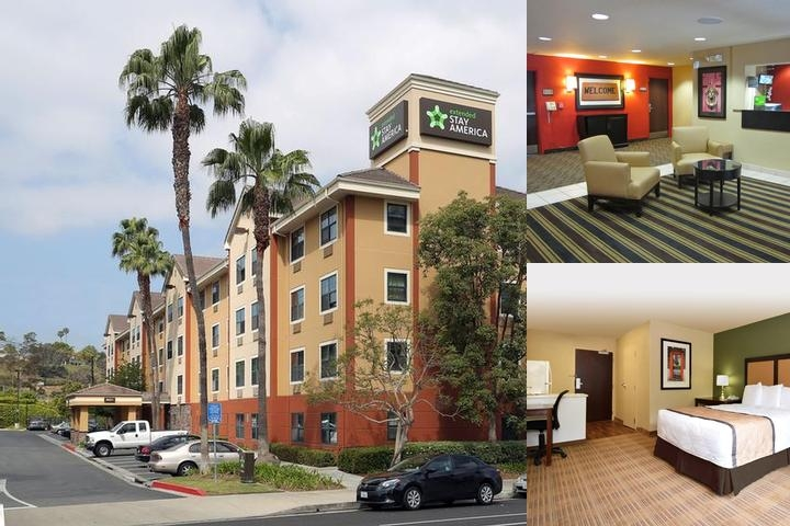 Extended Stay America Los Angeles Lax Airport photo collage