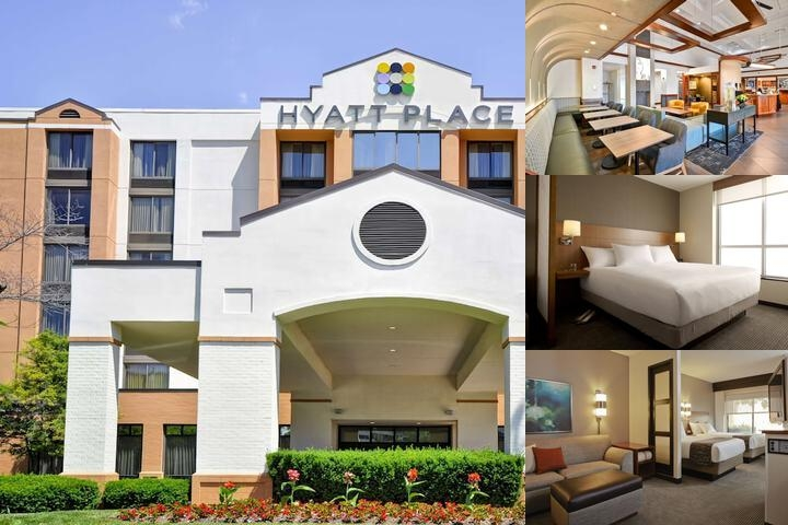 Hyatt Place Dallas North / by The Galleria photo collage