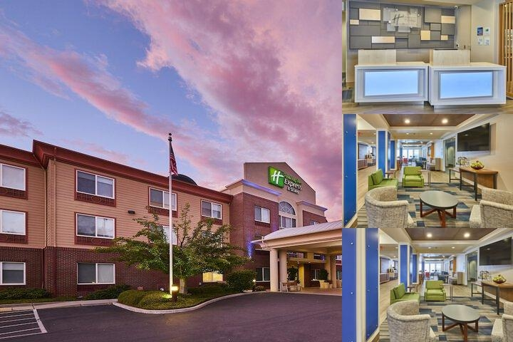 Holiday Inn Express Hotel & Suites Medford Central photo collage