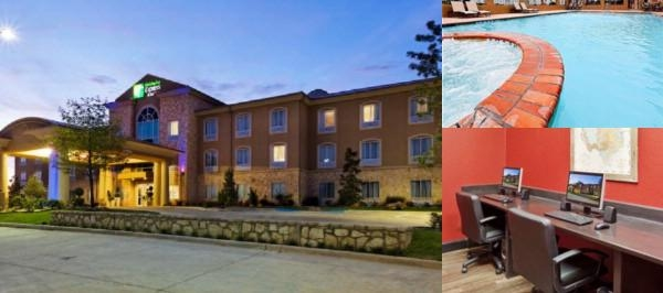 Holiday Inn Express Hotel & Suites Glen Rose photo collage