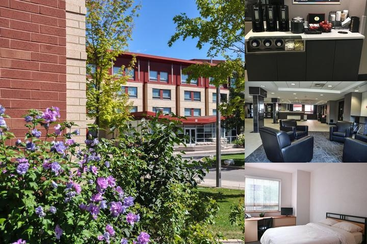Oakville Sheridan Residence & Conference Centres photo collage