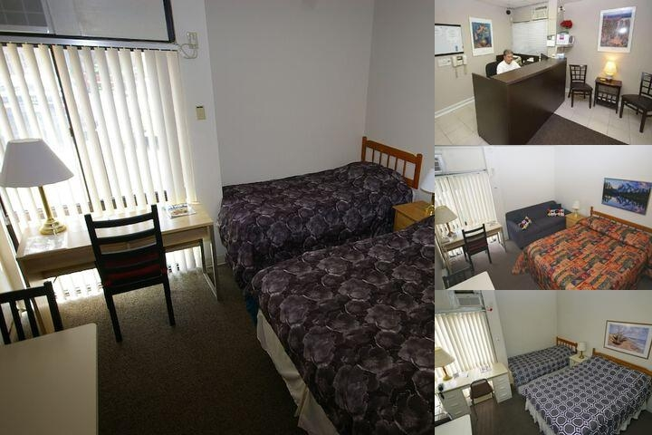 Alexandra Hotel photo collage