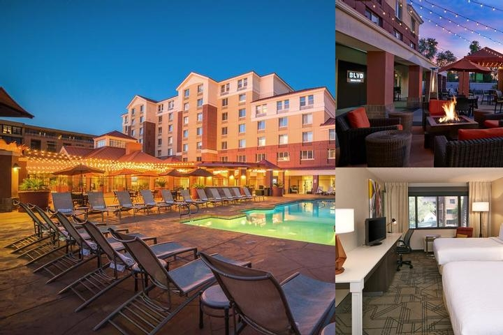 Hilton Garden Inn Scottsdale Old Town photo collage