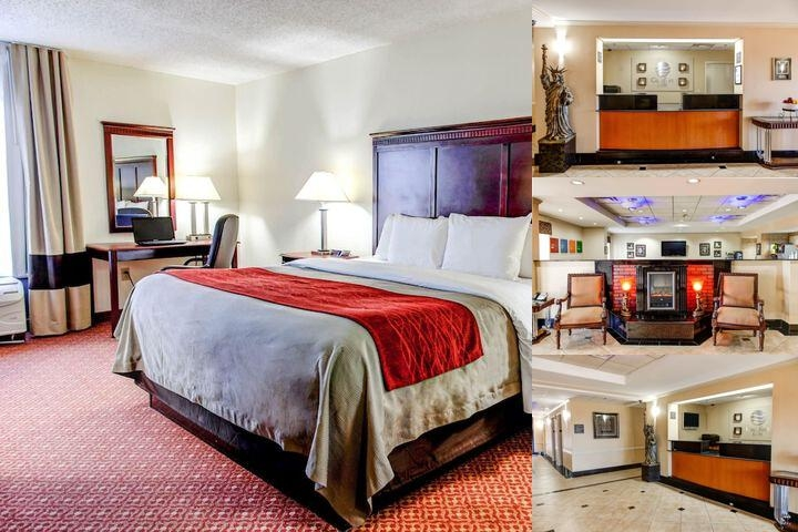 Comfort Inn (Homewood) photo collage