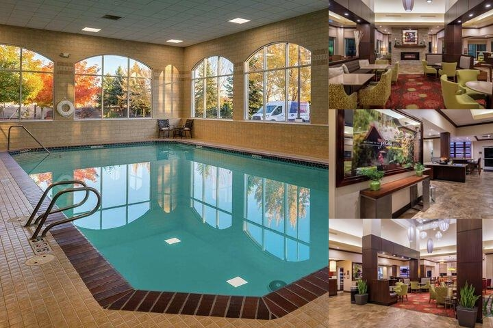Hilton Garden Inn Boise Spectrum photo collage