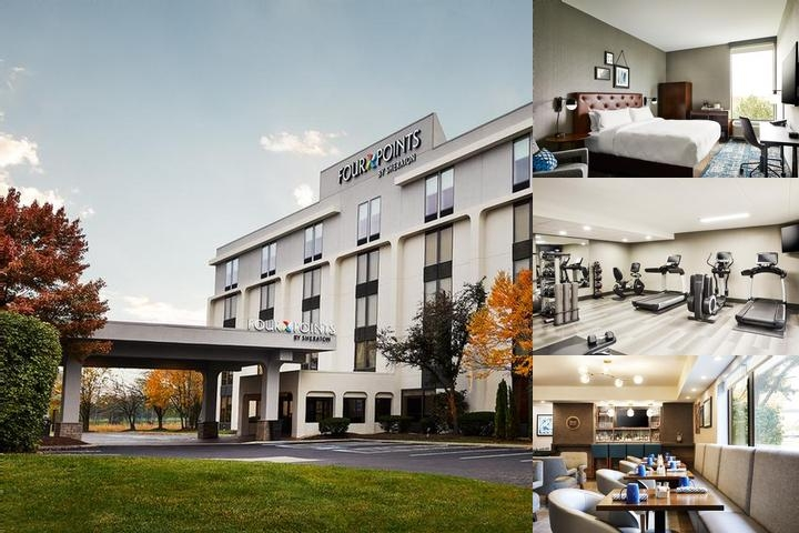 Hampton Inn Westchester photo collage