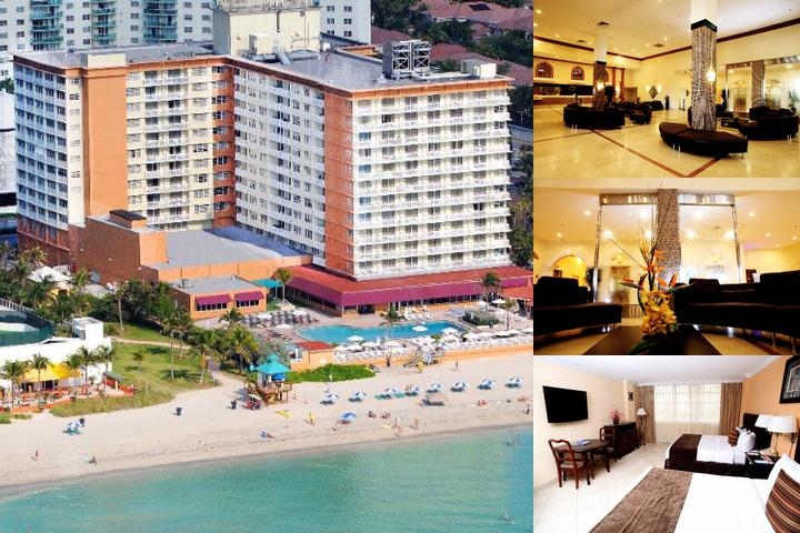 Marco Polo Beach Resort a Ramada Plaza photo collage