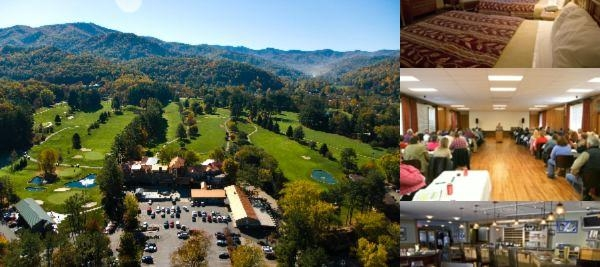 The Waynesville Inn Golf Resort & Spa photo collage