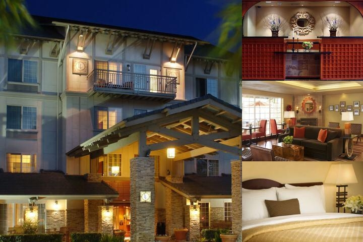 Larkspur Landing Roseville photo collage