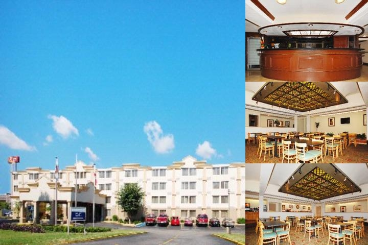 Ramada Birmingham photo collage