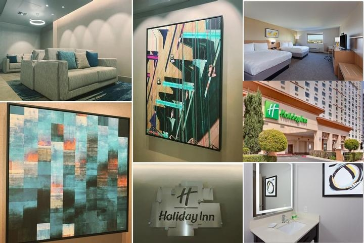 Holiday Inn Los Angeles International Airport photo collage