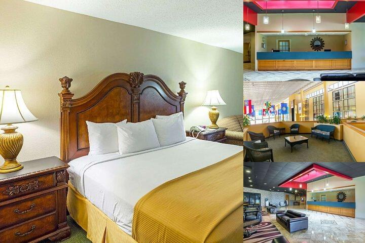 Clarion Hotel Desoto Photo Collage