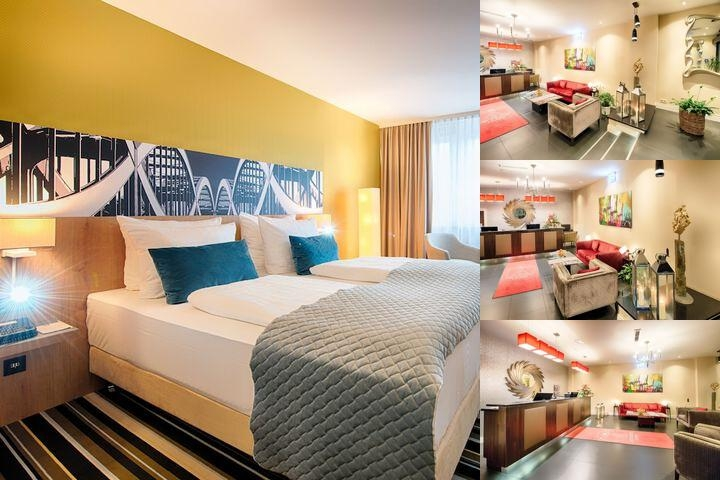 Carat Hotel photo collage