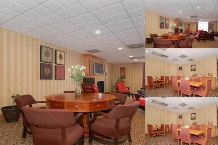 Suburban Extended Stay Hotel C photo collage